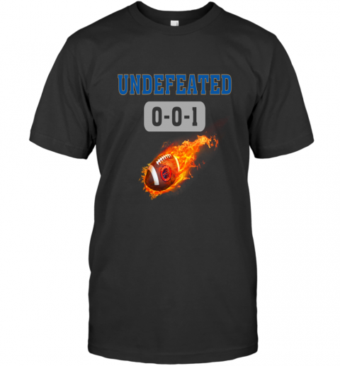 NFL BUFFALO BILLS Logo Undefeated T-Shirt