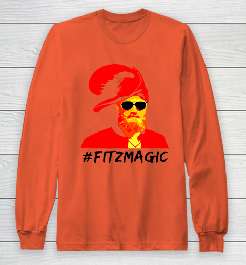 Ryan Fitzpatrick Fitzmagic Hashtag 2020 Long Sleeve T-Shirt 3