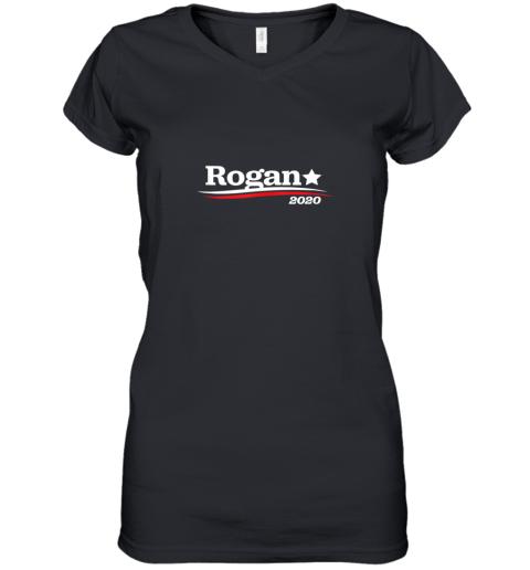 [OFFICIAL] President Rogan 2020 Campaign Tank Top Women's V-Neck T-Shirt