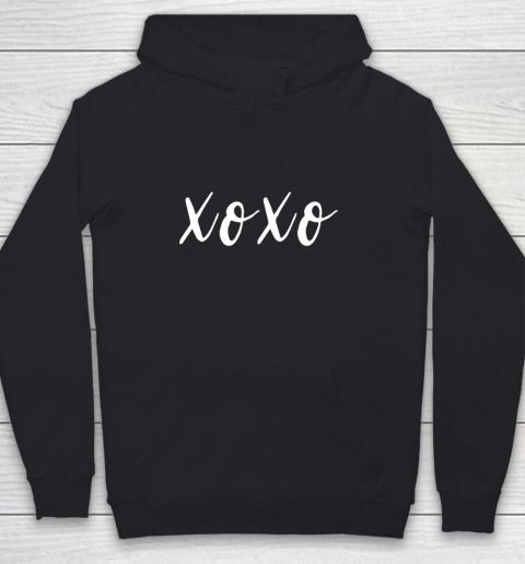 Xoxo Valentine Youth Hoodie