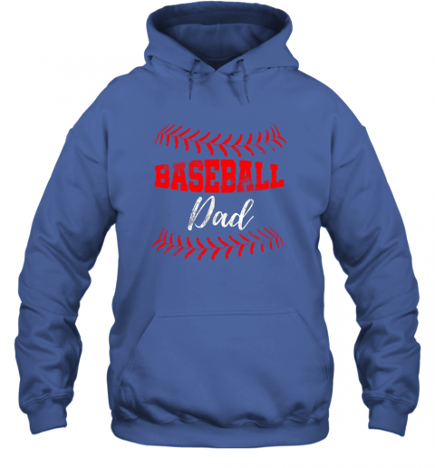 xt3q mens baseball inspired dad fathers day hoodie 23 front royal