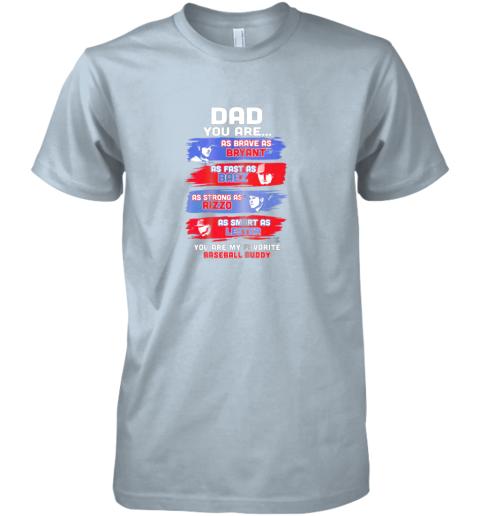 pmxf javier baez baseball buddy shirtapparel premium guys tee 5 front light blue