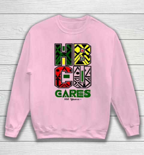 HBCU Cares College University Graduation Gift Black Schools Sweatshirt 5