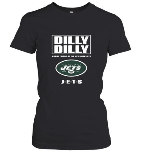 A True Friend Of The New York Jets Women's T-Shirt