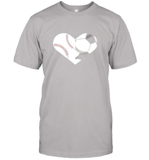 lbed soccer baseball heart sports tee baseball soccer jersey t shirt 60 front ash