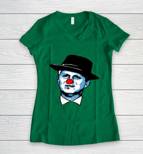 Barstool Rappaport Shirt Women's V-Neck T-Shirt 3