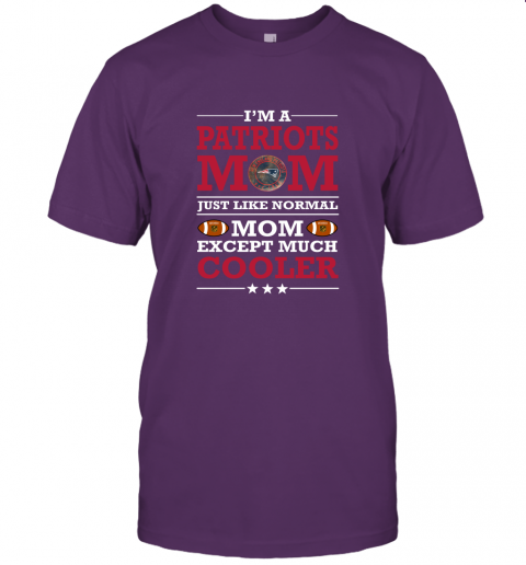 0pbj i39 m a patriots mom just like normal mom except cooler nfl jersey t shirt 60 front team purple