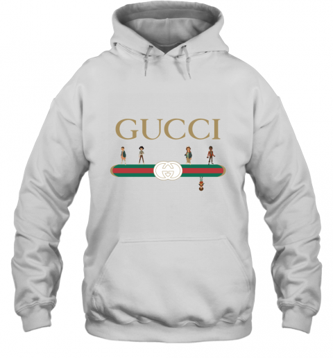Stranger Things Upside Down Gucci Logo Hoodie