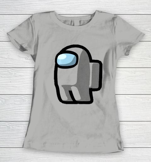 Imposter Among Gamer Us Impostor Sus Women's T-Shirt 8