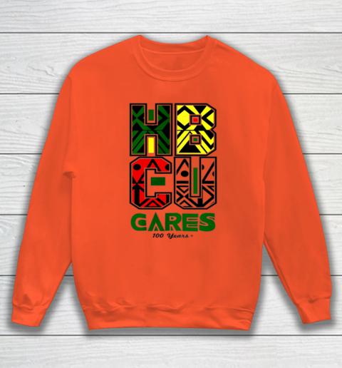 HBCU Cares College University Graduation Gift Black Schools Sweatshirt 2