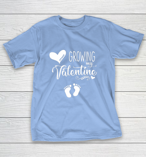 Growing my Valentine Tshirt for Wife T-Shirt 10