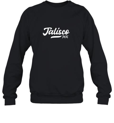 Tighe's Jalisco MX Mexico Baseball Jersey Style Sweatshirt