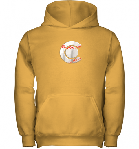 tbgs colorado baseball youth hoodie 43 front gold