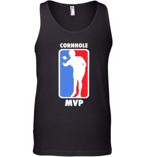 Cornhole Mvp Baseball Logo 2020 Tank Top