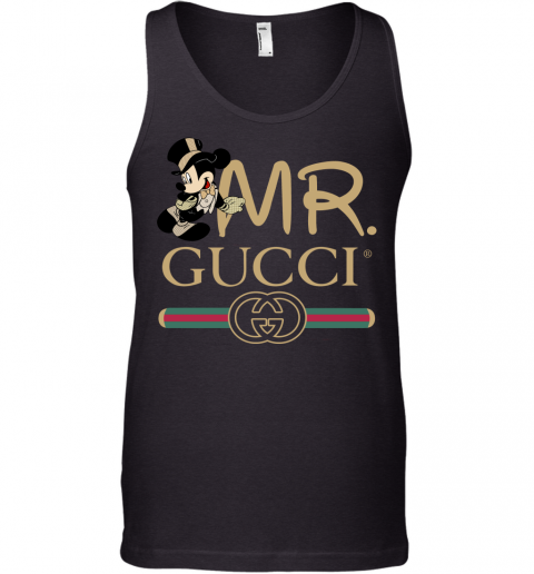 Gucci Couple Disney Mickey Valentine's Day Gift Mens Tank Top