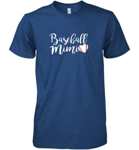 q6my funny baseball mimi shirt gift premium guys tee 5 front royal