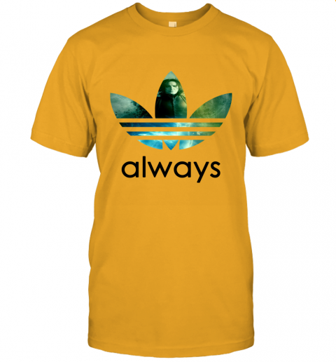 gifc adidas severus snape always harry potter shirts jersey t shirt 60 front gold