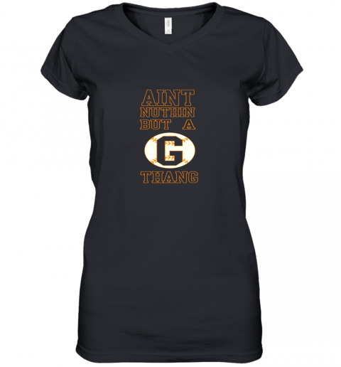 San Francisco Baseball Women's V-Neck T-Shirt