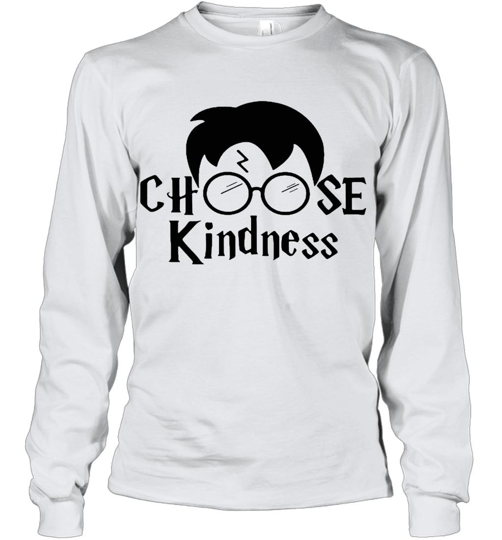 Harry Potter Choose Kindness Youth Long Sleeve