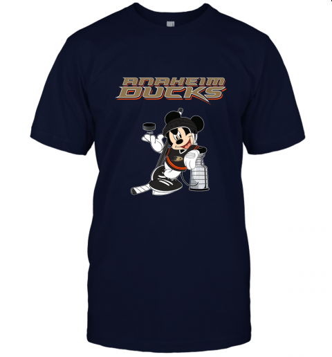 fr5j mickey anaheim ducks with the stanley cup hockey nhl jersey t shirt 60 front navy