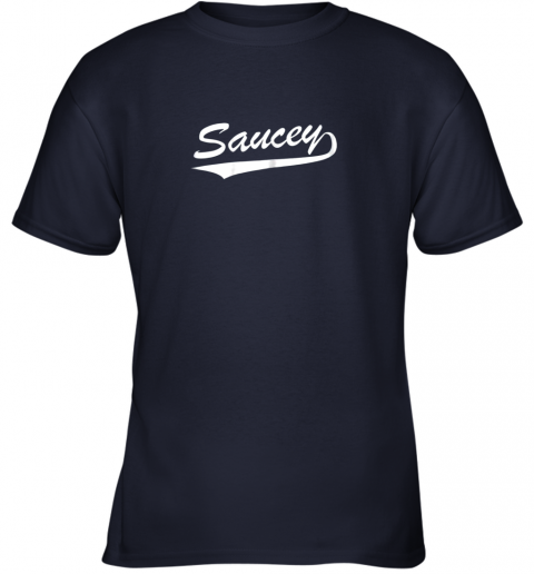 8obk saucey swag baseball youth t shirt 26 front navy