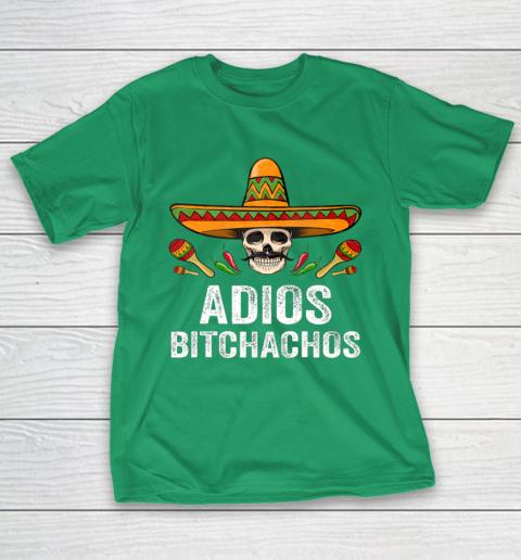 Adios Bitchachos Shirt Funny Mexican Skull Cinco De Mayo T-Shirt 5