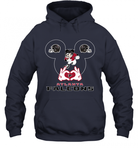 zzcq i love the falcons mickey mouse atlanta falcons hoodie 23 front navy
