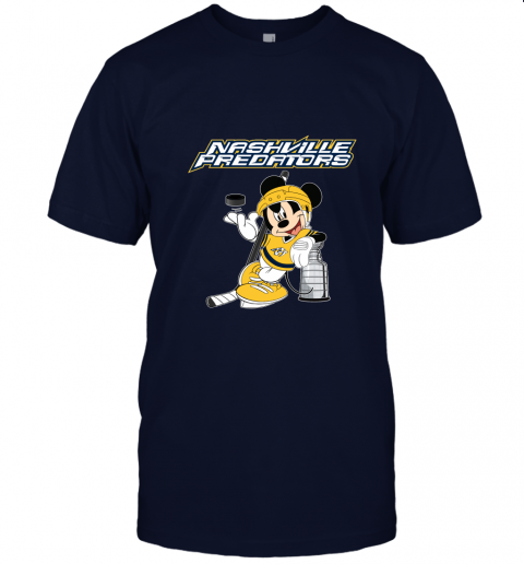 brz9 mickey nashville predators with the stanley cup hockey nhl jersey t shirt 60 front navy