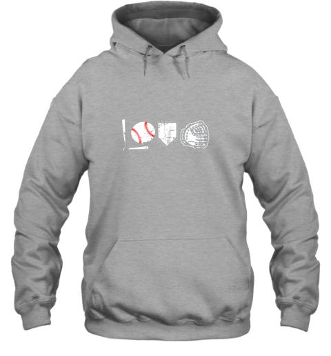 jj4m i love baseball baseball heart hoodie 23 front sport grey