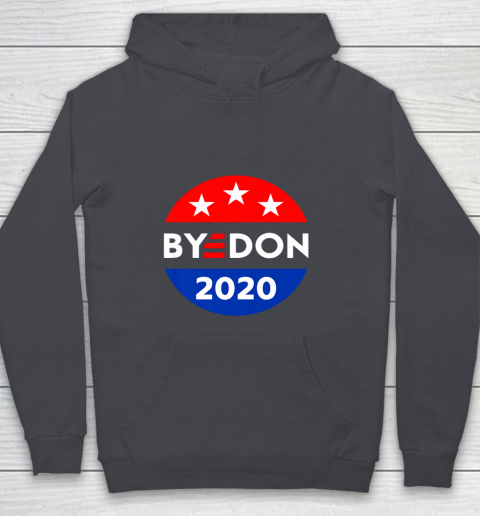 ByeDon 2020 Bye Don Anti Trump Vote Joe Biden Youth Hoodie 5