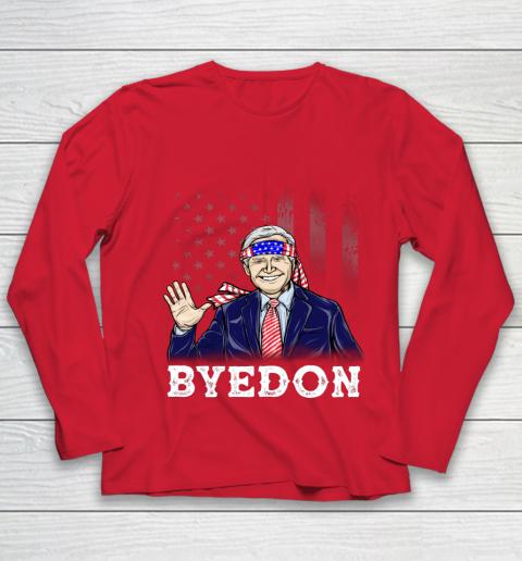 Byedon Joe Biden Anti Trump Youth Long Sleeve 8