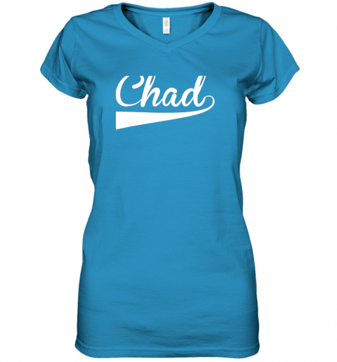 7jwp chad country name baseball softball styled women v neck t shirt 39 front sapphire