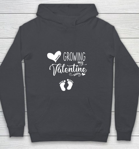 Growing my Valentine Tshirt for Wife Youth Hoodie 5