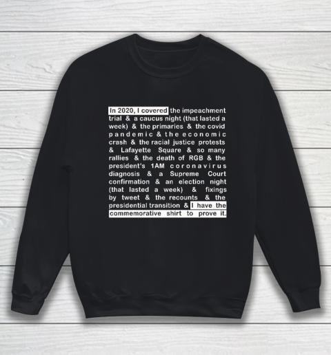 Jim Acosta Sweatshirt