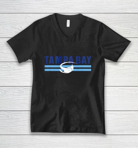 Cool Tampa Bay Local Sting ray TB Standard Tampa Bay Fan Pro V-Neck T-Shirt