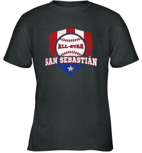 1nbq san sebastian puerto rico puerto rican pr baseball youth t shirt 26 front dark heather