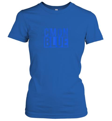 hg5f cmon blue umpire baseball fan graphic lover gift ladies t shirt 20 front royal