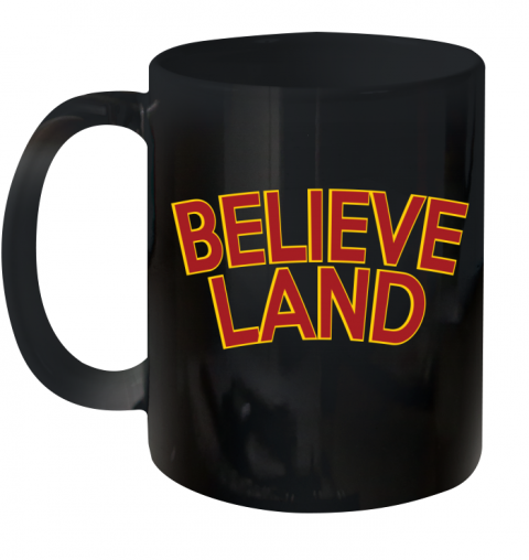 BELIEVELAND Ceramic Mug 11oz