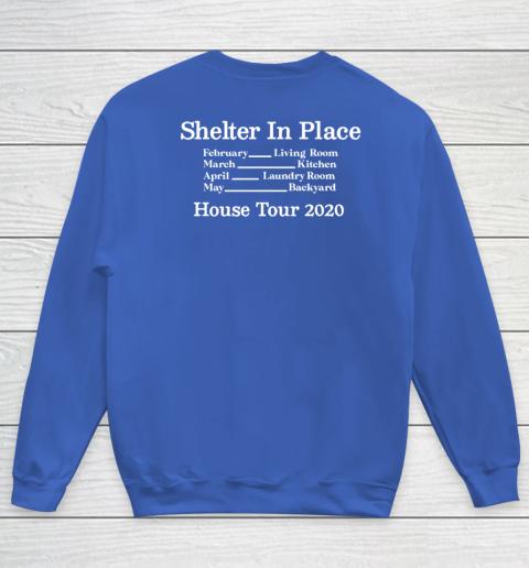 Peter Frampton Covid Stays Inside Youth Sweatshirt 14