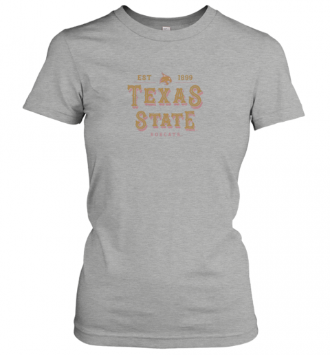 rvtr texas state bobcats womens college ncaa ladies t shirt 20 front ash