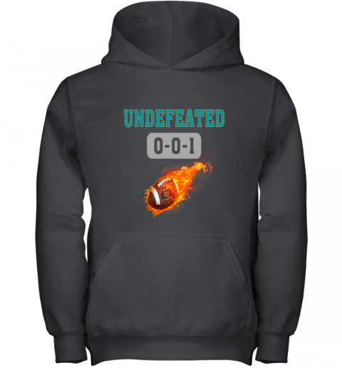 NFL MIAMI DOLPHINS LOGO Undefeated Youth Hoodie