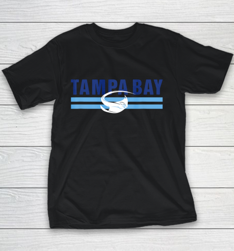 Cool Tampa Bay Local Sting ray TB Standard Tampa Bay Fan Pro Youth T-Shirt