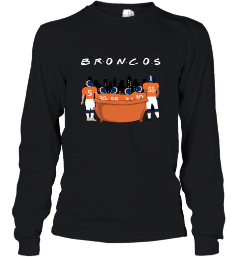 The Denver Broncos Together F.R.I.E.N.D.S NFL Youth Long Sleeve