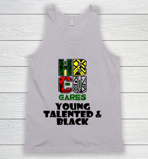 HBCU Cares College University Graduation Gift Black Schools Shirt Tank Top 2
