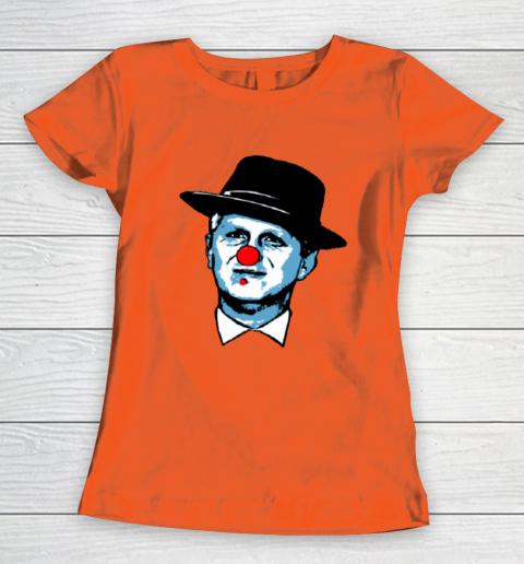 Michael Rapaport Clown Women's T-Shirt 3
