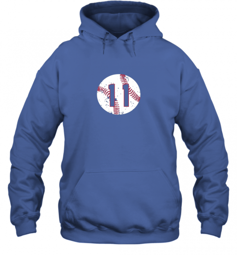 ffhw vintage baseball number 11 shirt cool softball mom gift hoodie 23 front royal