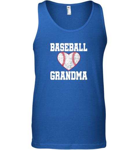 sfxs vintage baseball grandma funny gift unisex tank 17 front royal