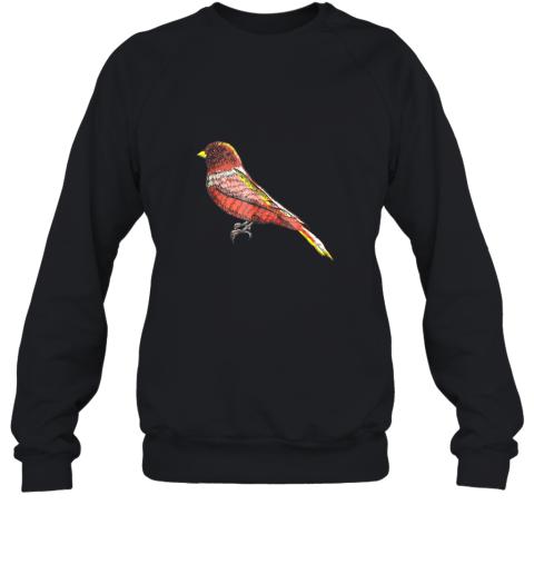 Beautiful Bird Lover Graphic Art TShirt Men Women Kids Sweatshirt