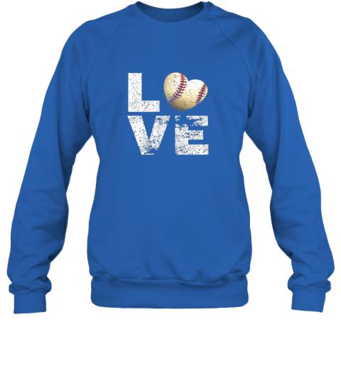 jean i love baseball funny gift for baseball fans lovers sweatshirt 35 front royal