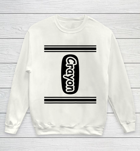 Crayon Youth Sweatshirt
